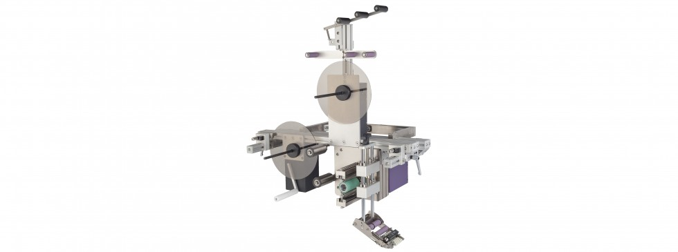 Multifeeder Labeler