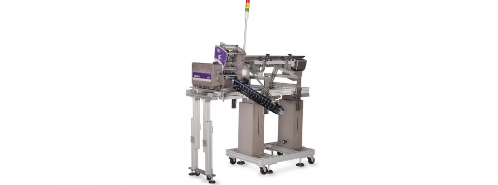 Multifeeder Open Frame with Automatic Product Loader