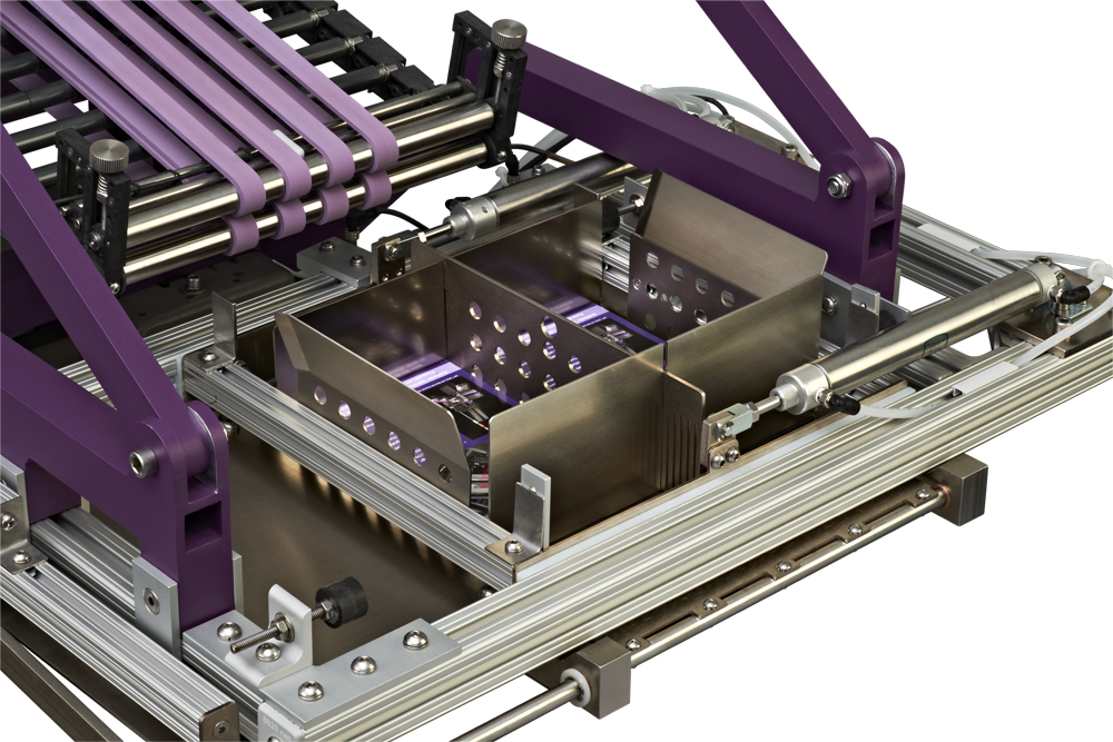 Multifeeder Driven Discharge with Friction Feeder Integrated Solutions